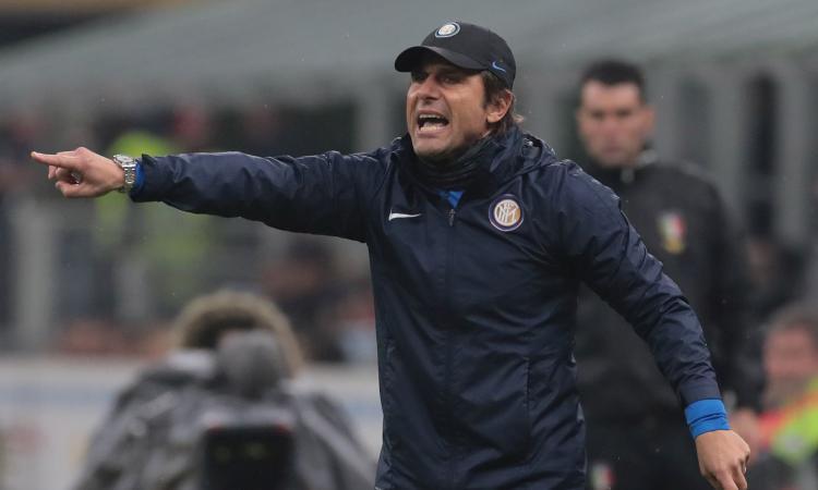 Conte, che lezione a Sarri e Spalletti: la sua Inter fa miracoli