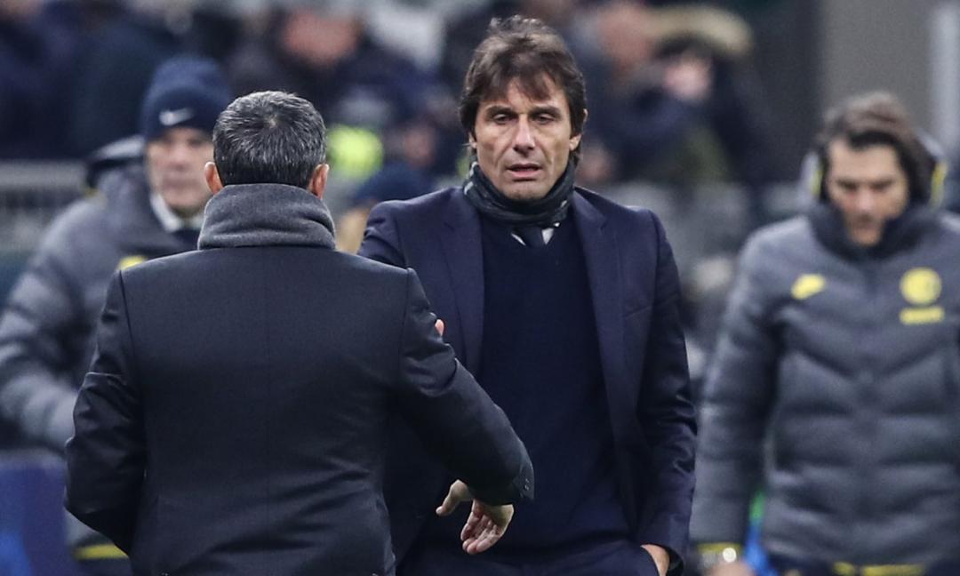 Conte sopravvalutato, con l'Inter l'ennesimo flop nelle coppe