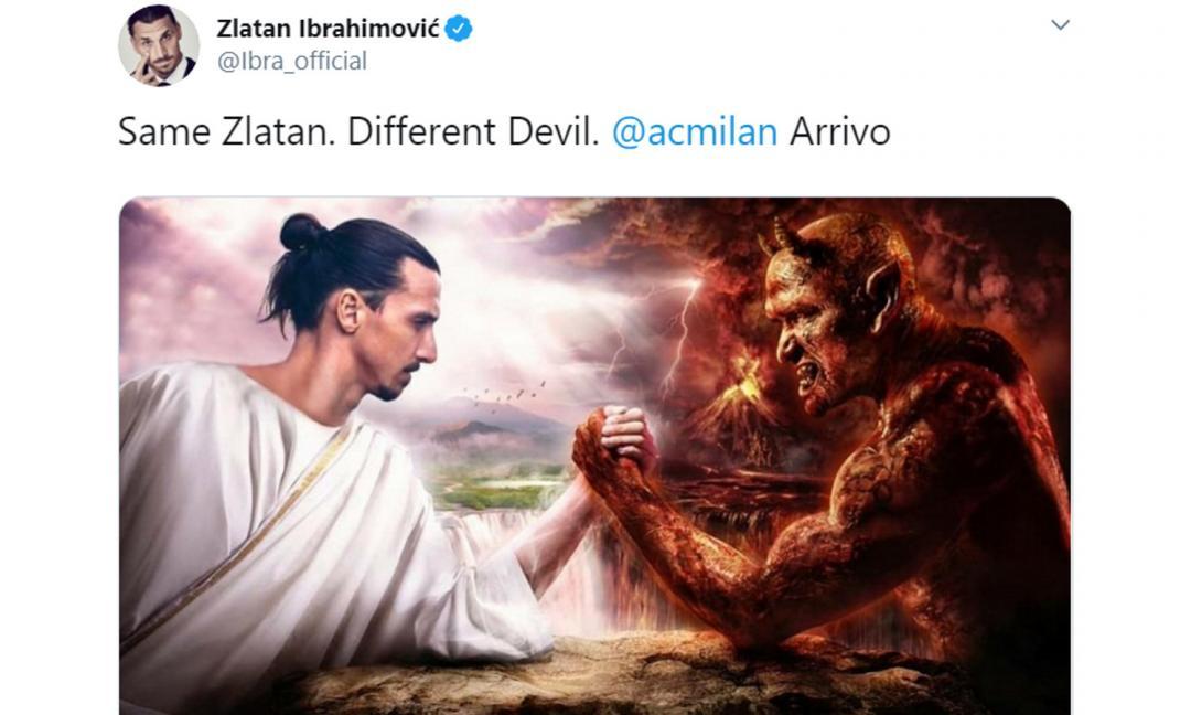S.O.S.: Zlatan devi partire come un Titan e salvare il Milan