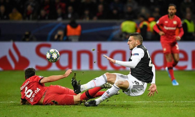 Juve Leverkusen