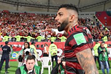 Inter Its Time For Gabigol To Decide From Flamengo To The