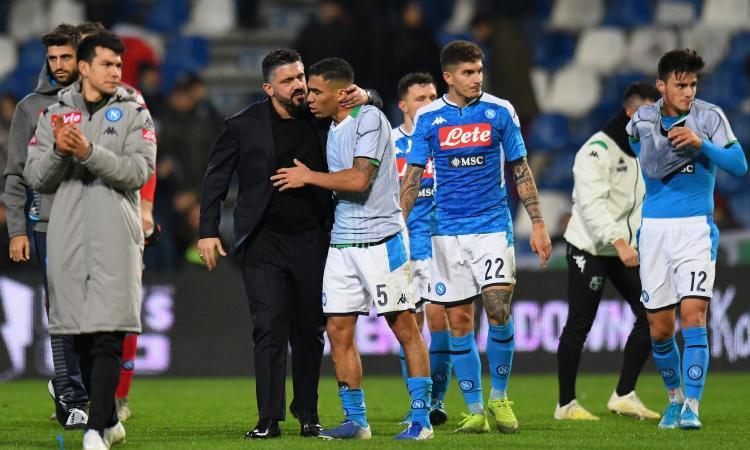 Napoli, il Milan è pronto ad offrire 40 milioni per un giocatore azzurro