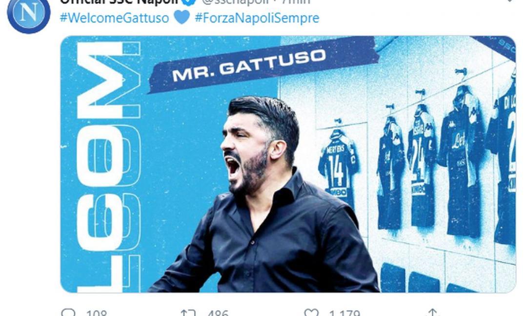 Gattuso, sei il Re della Savana. Scugnizzo ad honorem...