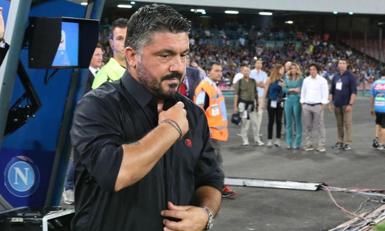 Serie A, Napoli-Milan: Gattuso parte in vantaggio. Sassuolo, a Verona un '2' da primo posto