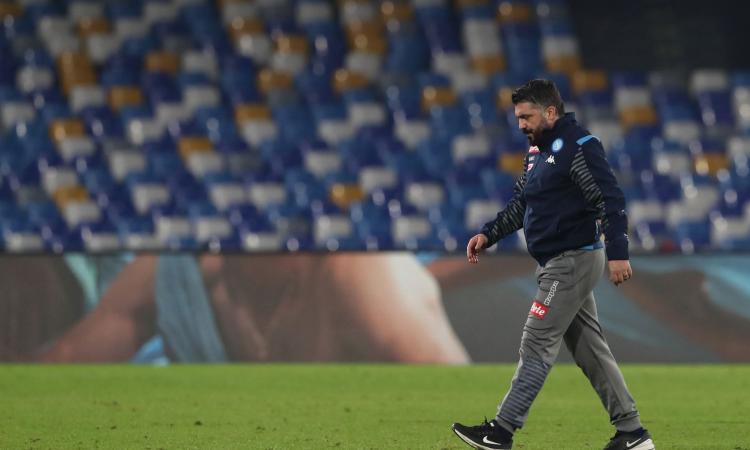 Don Gennarino Gattuso non fa il miracolo: i soliti errori condannano il Napoli contro i maestri del contropiede