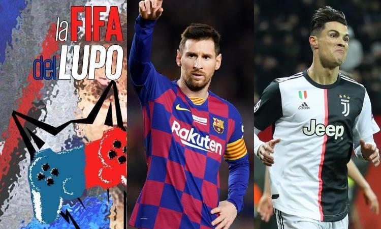 FIFA del Lupo: Messi-Ronaldo, non c'è storia! Ecco i 3 migliori giocatori del 2019 su FUT