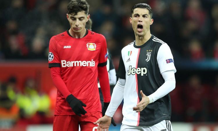 Juve su Havertz: 'Concentrato sul Bayer fino a fine stagione, poi vedremo'