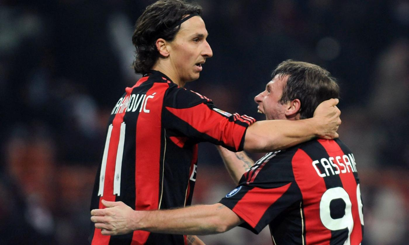 Cassano: 'Inter will win the Scudetto. Ibrahimovic is in love with Milan  and will make a difference' | Calciomercato.com