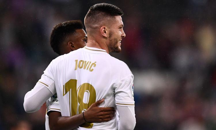Milan, gli ostacoli della pista Jovic: l'ingaggio e la voglia di prendersi il Real Madrid