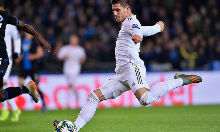 Milan, contatto con Ramadani per Jovic: la situazione