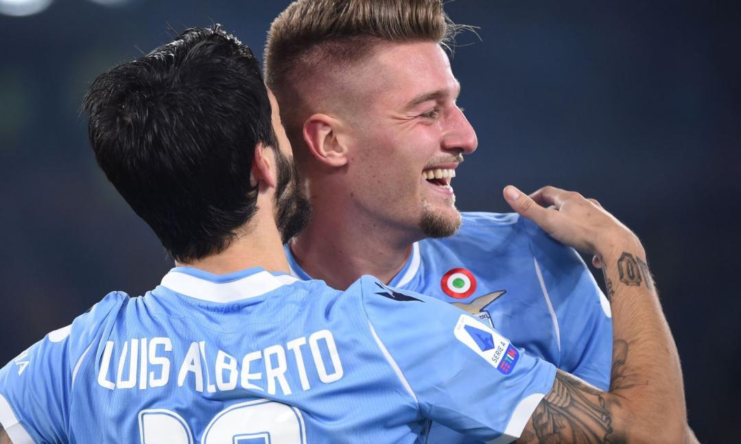 Davide batte Golia, ma la Lazio non è da scudetto