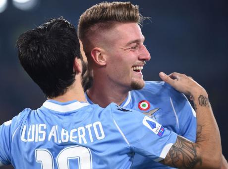 E' una Lazio da sballo: 3-1 alla Juve in rimonta! Inzaghi a -3 da Sarri, l'Inter resta prima