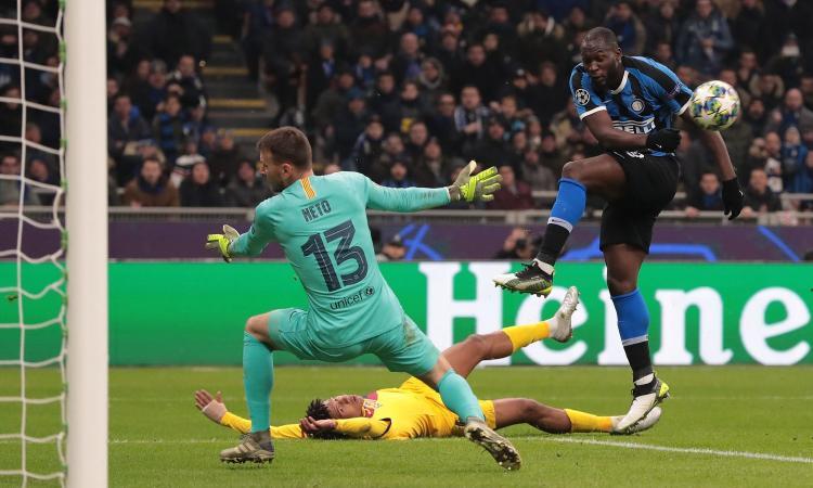 Champions, rivivi la MOVIOLA: annullati due gol a Lautaro e uno a Lukaku per fuorigioco