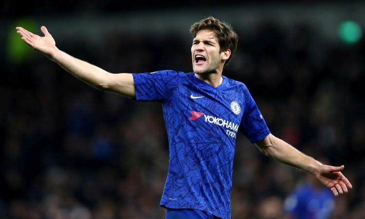 Atletico Madrid, il piano per soffiare Marcos Alonso a Inter e Juve