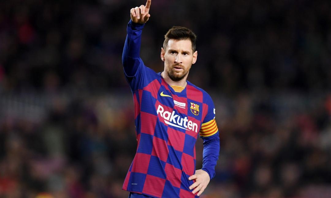 Messi a casa di Diego, benvenuti in Champions