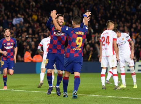 Conte, visto che Barcellona? Messi e Suarez sono spettacolo puro e se ter Stegen fa gli assist...