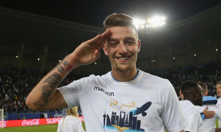 Lazio, quanti milioni vale ora Milinkovic-Savic