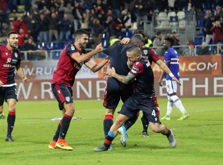 Coppa Italia: Parma batte Frosinone al 92°. Cagliari-Samp 2-1, Nainggolan contro l'Inter. Il tabellone