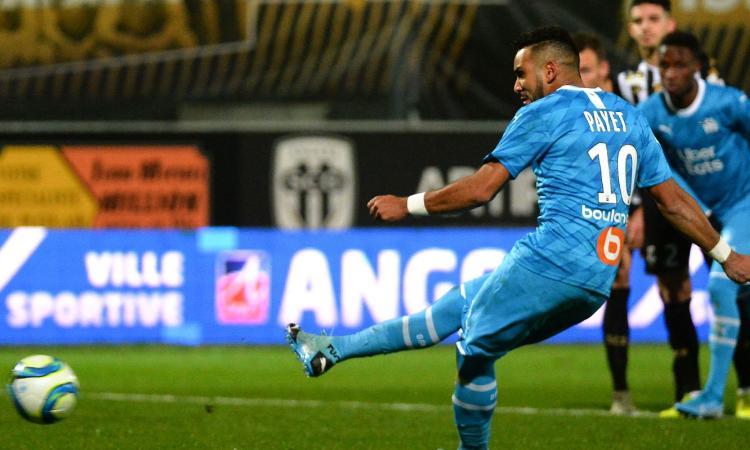 Ligue 1: Marsiglia ok a -2 dal PSG. Invasione di campo a Bordeaux, il Lione crolla in casa col Lille VIDEO