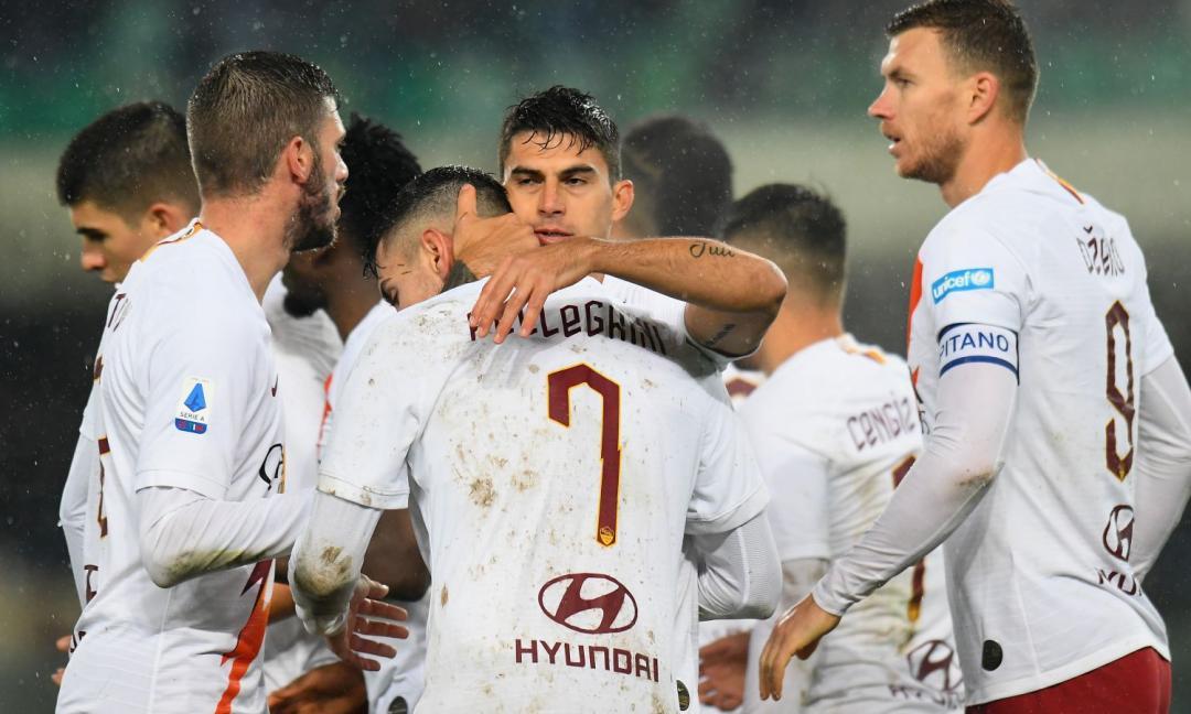 Grande Roma, in tre gare nove gol