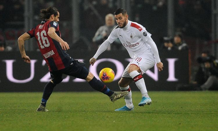 Milan, Piatek apre il tris a Bologna: GUARDA GLI HIGHLIGHTS