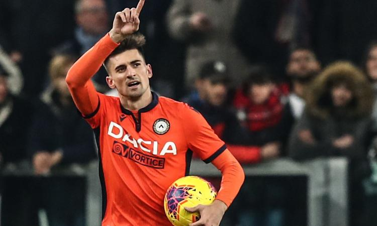 Udinese, nuova avventura per Pussetto