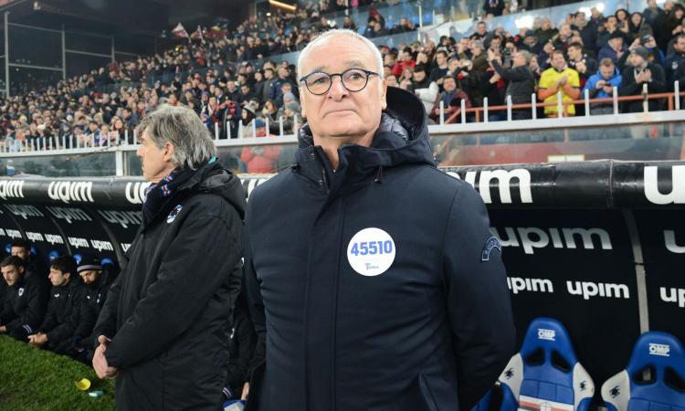 Sampmania: un anno di numeri di Ranieri