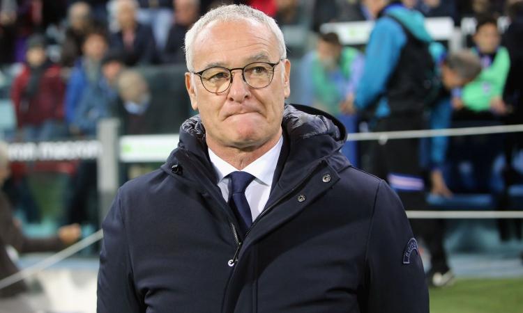 Sampdoria, Ranieri: 'Dubbio in attacco, Ekdal sta bene. Servono due difensori'