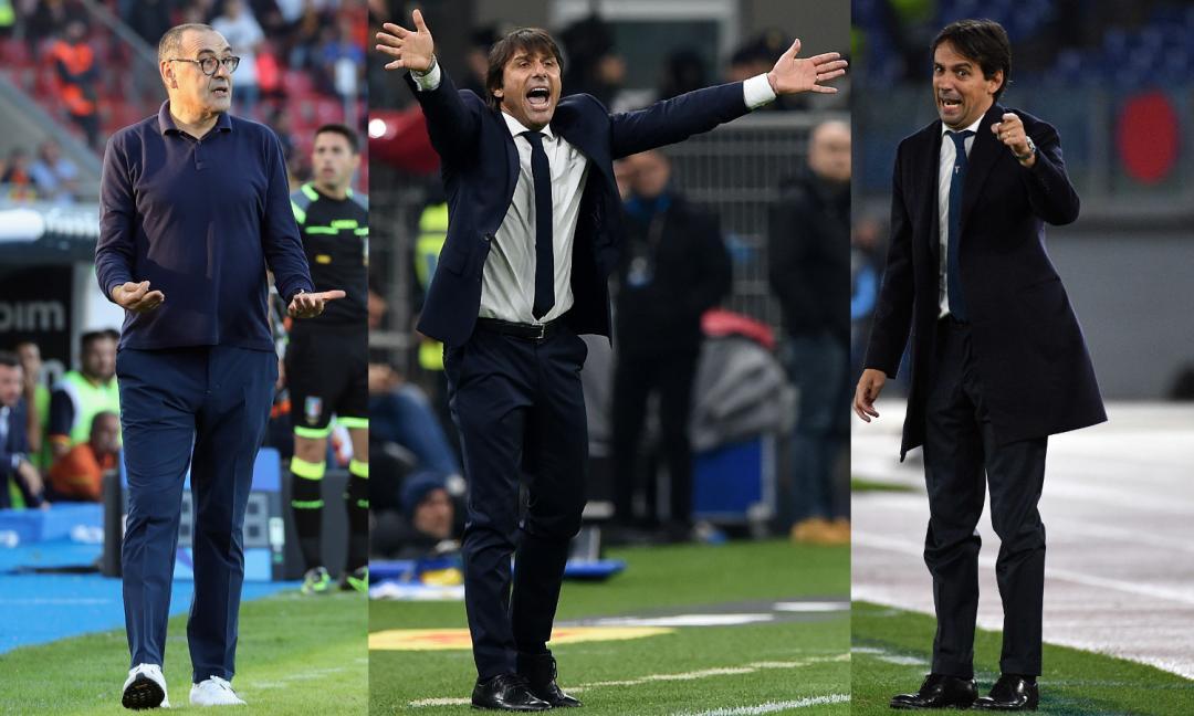 Juve, Inter e Lazio: c'è vita in Serie A, chi vincerà?