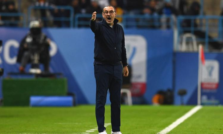 Inzaghi domina Sarri, la Juve ha un dubbio
