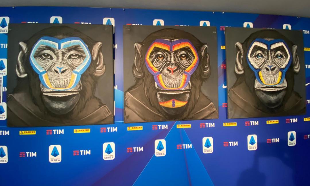 Di scimmie, arte e razzismo