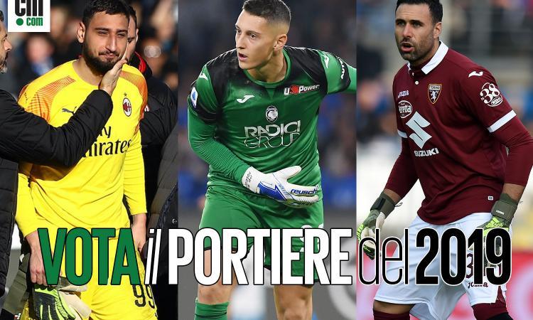 Serie A, la top 11 di CM: VOTA il miglior portiere del 2019