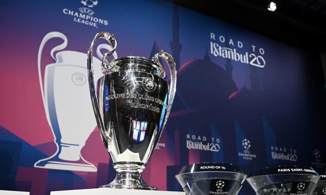 """Sorteggio Champions League: """"a ciascuno il suo"""""""