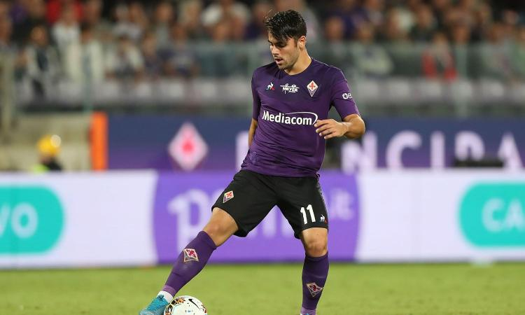 Fiorentina, il Benevento vuole Sottil