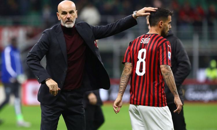 Milan, la Fiorentina ripensa a Suso