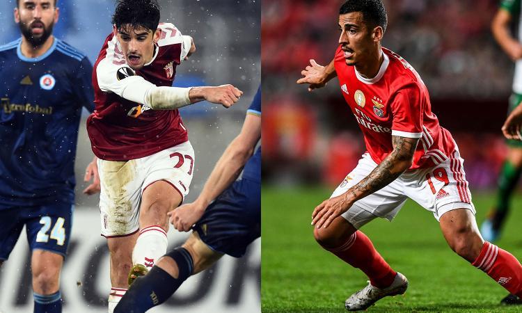 Da Trincao a Chiquinho, il pericolo portoghese per Inter e Roma in Europa League