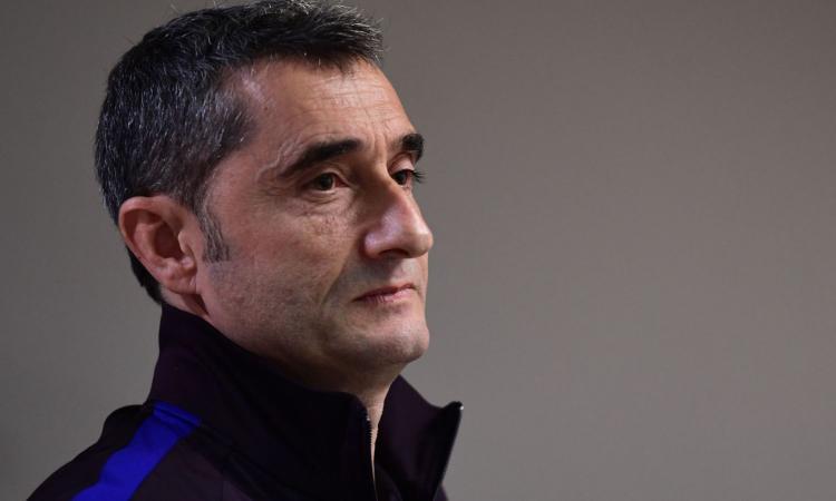 La pagella: il Barcellona esonera Valverde, come se la Juve cacciasse Sarri. Voto 4