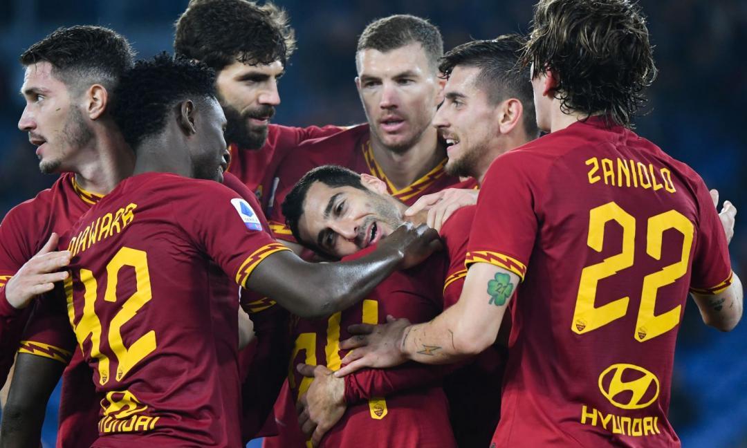 Roma ultima big in campo: sfida alla Samp dopo il Covid