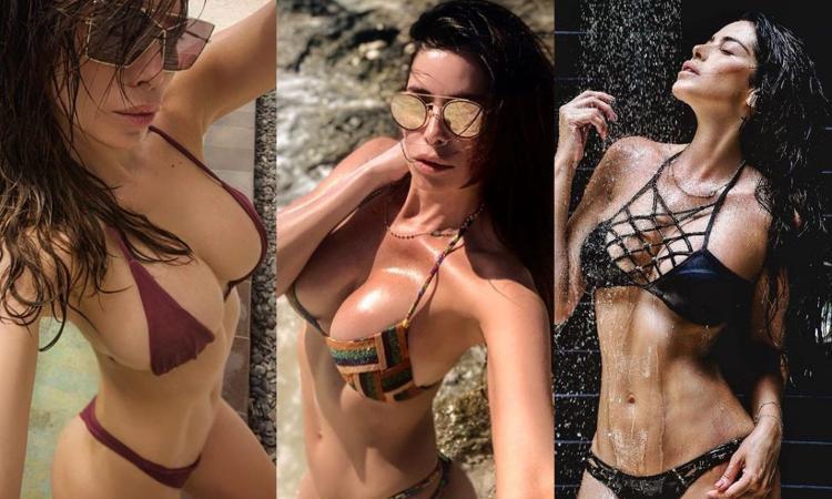Aida Yespica rivela: 'La mia relazione con una donna famosa' FOTO HOT
