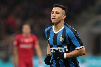 Alexis.Sanchez.Inter.2019.20.corsa.jpg GETTY IMAGES