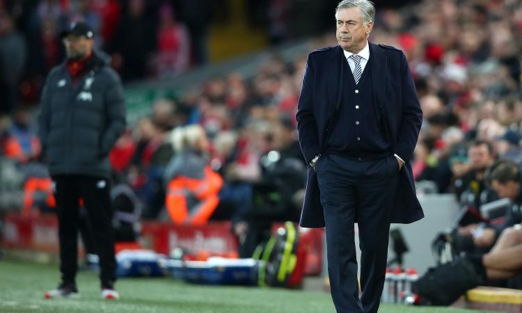 FA Cup, Ancelotti ko nel derby: le riserve del Liverpool sono meglio dei titolari dell'Everton