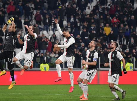 Tanto Ronaldo e tanta Juve, senza Dzeko la Roma non c'è. Kalinic imbarazzante
