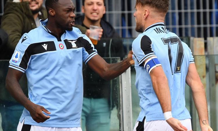 Lazio, Caicedo in pole per tornare al fianco di Immobile