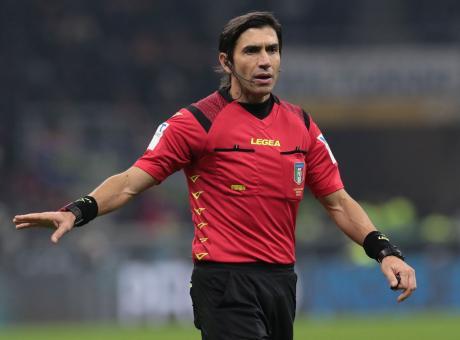 Cagliari-Napoli: Calvarese al var, scopri arbitro e assistenti