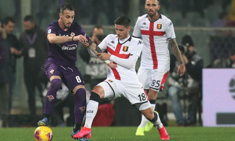 Fiorentina: Castrovilli lascia l'ospedale, ora periodo di riposo. Salta Inter e Juve, può tornare per l'Atalanta