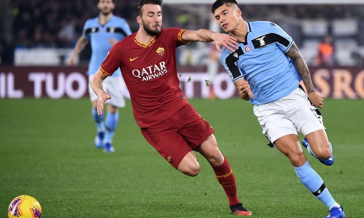Arsenal, scout per un centrocampista della Roma