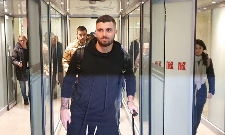 FIORENTINA, CUTRONE È SBARCATO. In mattinata le visite VIDEO