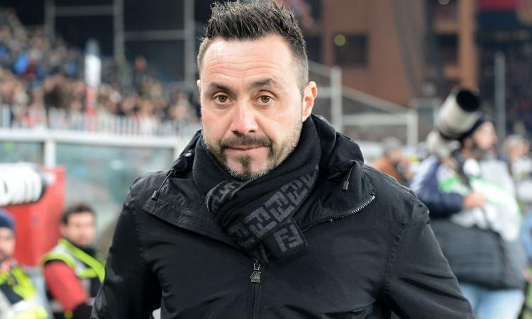 De Zerbi: 'Kaio Jorge mi piace molto. Locatelli con Pjanic si può. Berardi una soluzione per tanti top club'