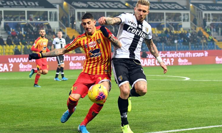Lecce, Deiola ammette: 'A Roma approccio sbagliato'