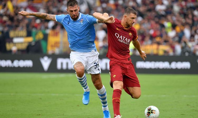 La pagella: Dzeko da 6, ma alla Roma costa una fortuna. Deve dare di più, anche nel derby